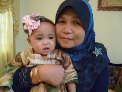 My mom and Darwisyah!!!