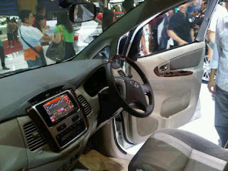 Grand New Innova Makin Memanjakan