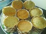 Oren & Poppyseed muffin