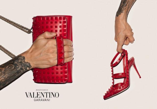 Campagna Valentino AI 13-14