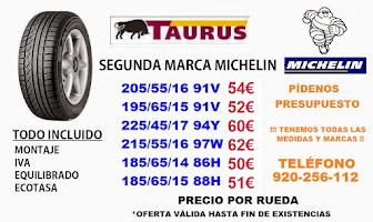 OFERTA ESPECIAL TAURUS