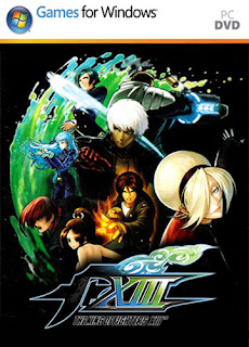 King of Fighters XIII PC Game(cover)