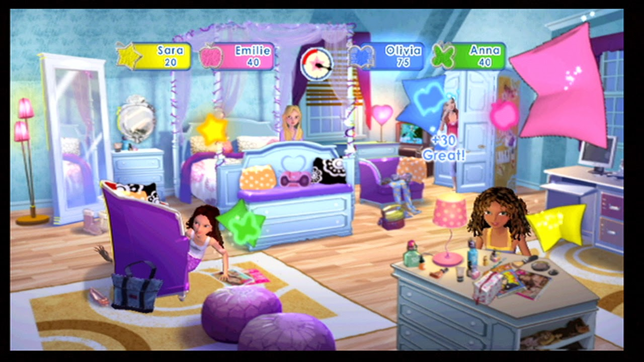 Online Games for Girls