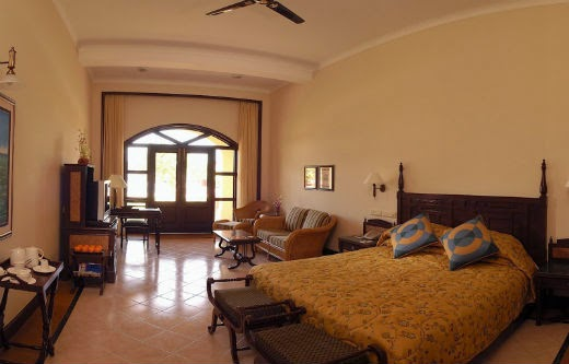 Lalit Golf and Spa Resort Goa Rooms