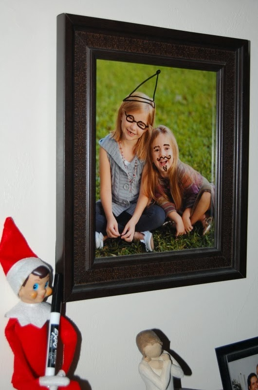 The christmas blog 2017 funny elf on the shelf pictures for Fun blog ideas