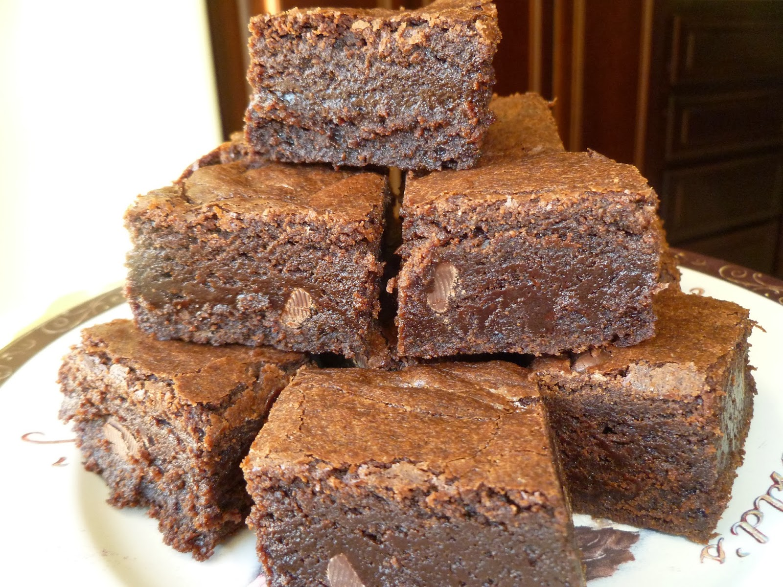 The Pastry Chef's Baking: Dark Chocolate Brownies