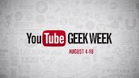 اعلان اليوتيوب لمهرجان Geek Week
