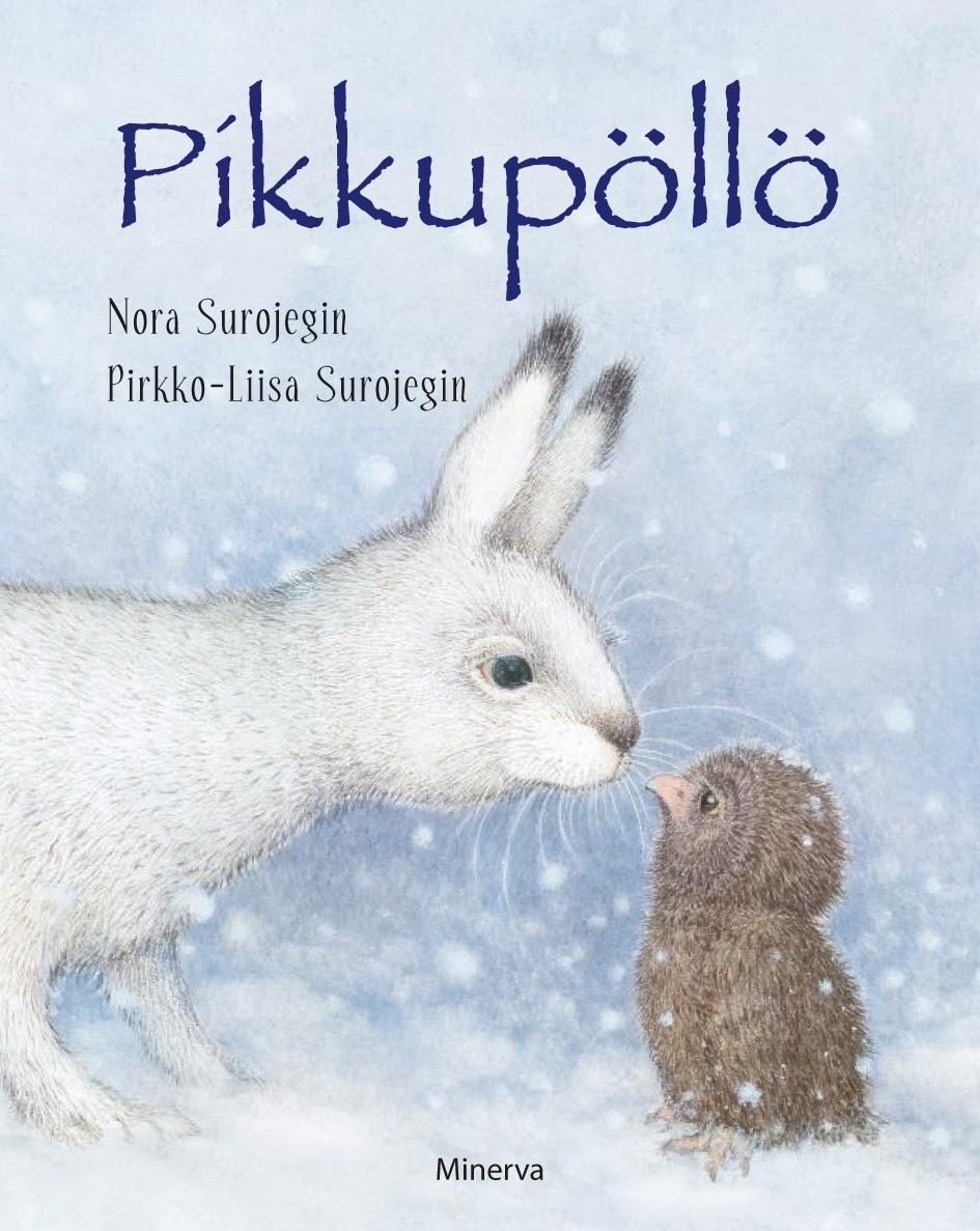 Vuoden 2013 paras lastenkirja Leena Lumissa