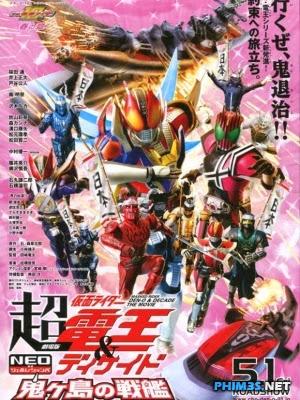 Phim Kamen Rider Den O