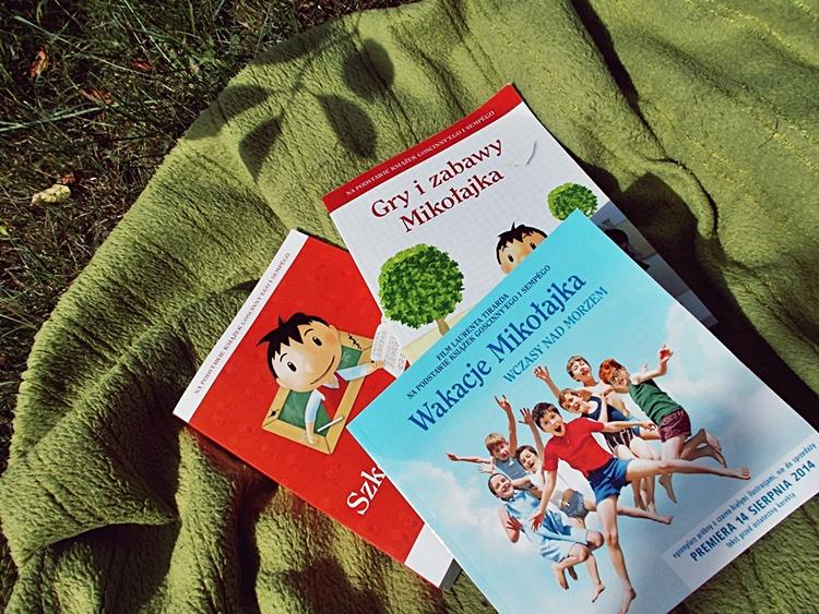 Przygody małego urwisa w szkole i na wakacjach!