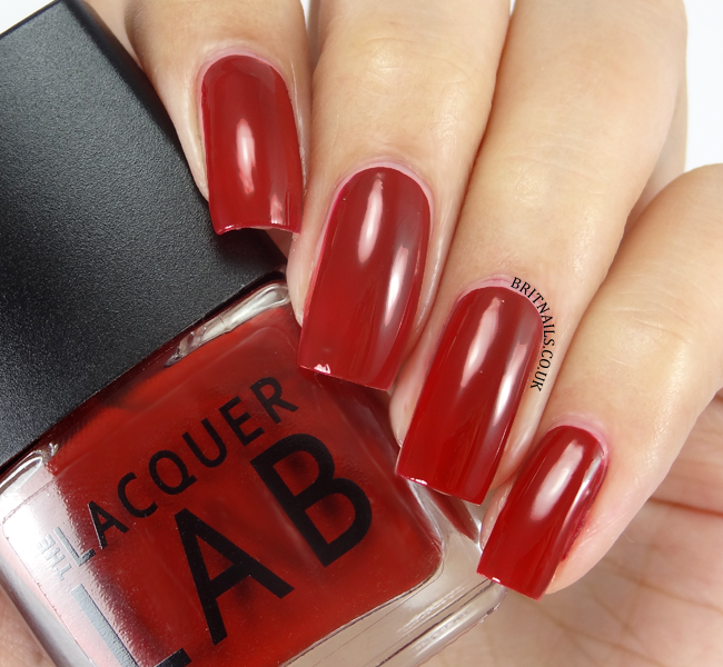 The Lacquer Lab A Lady's Confession