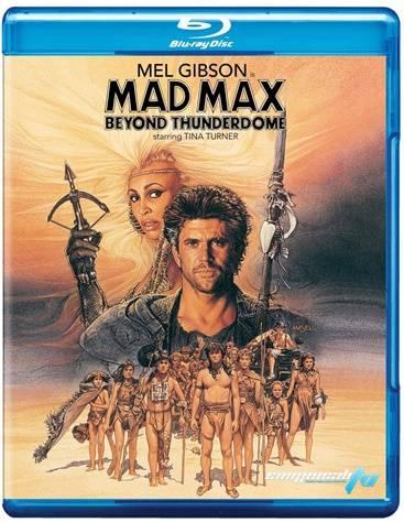 Mad Max 3. Más allá de la cúpula del trueno (1985) 1080p Latino