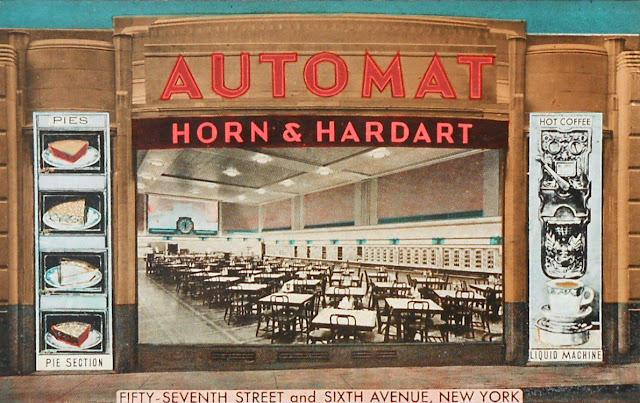 Horn & Hardart, automat