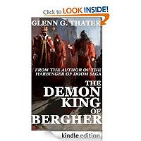 The Demon King of Bergher (Harbinger of Doom) by Glenn G. Thater £0.77