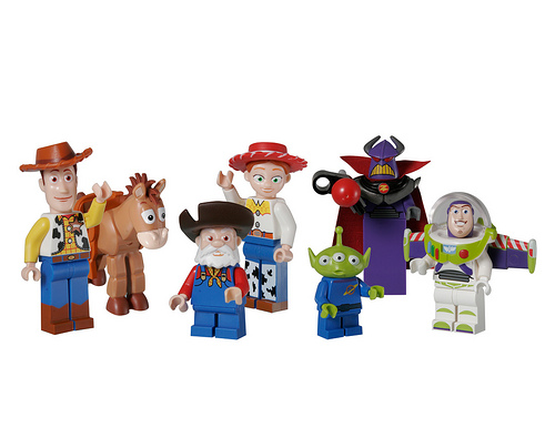 Lego Toy Story : The holding pattern a new day