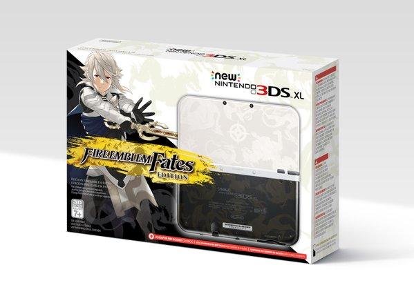Revelada New 3DSXL exclusiva de Fire Emblem Fates y nueva información adicional 2