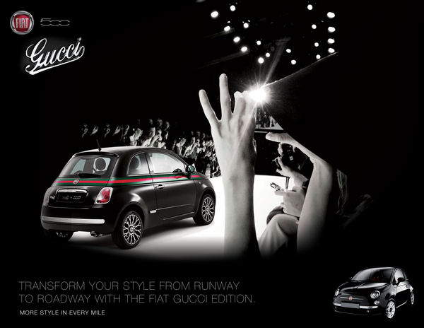 5ooblog Fiat 5oo New Fiat 500 By Gucci Quot More Style In