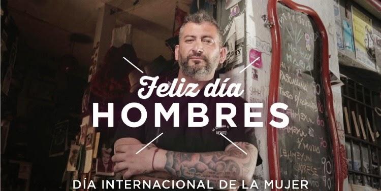 Laboratorios Urufarma, Feliz día Hombres, Día internacional de la mujer 2015