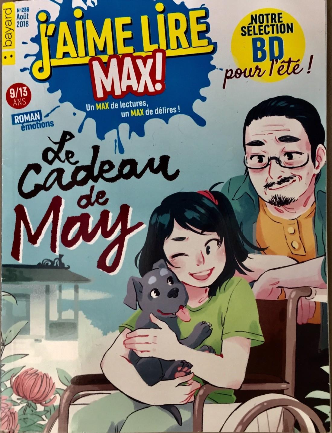Le cadeau de May