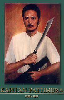 gambar-foto pahlawan nasional indonesia, Kapitan Pattimura