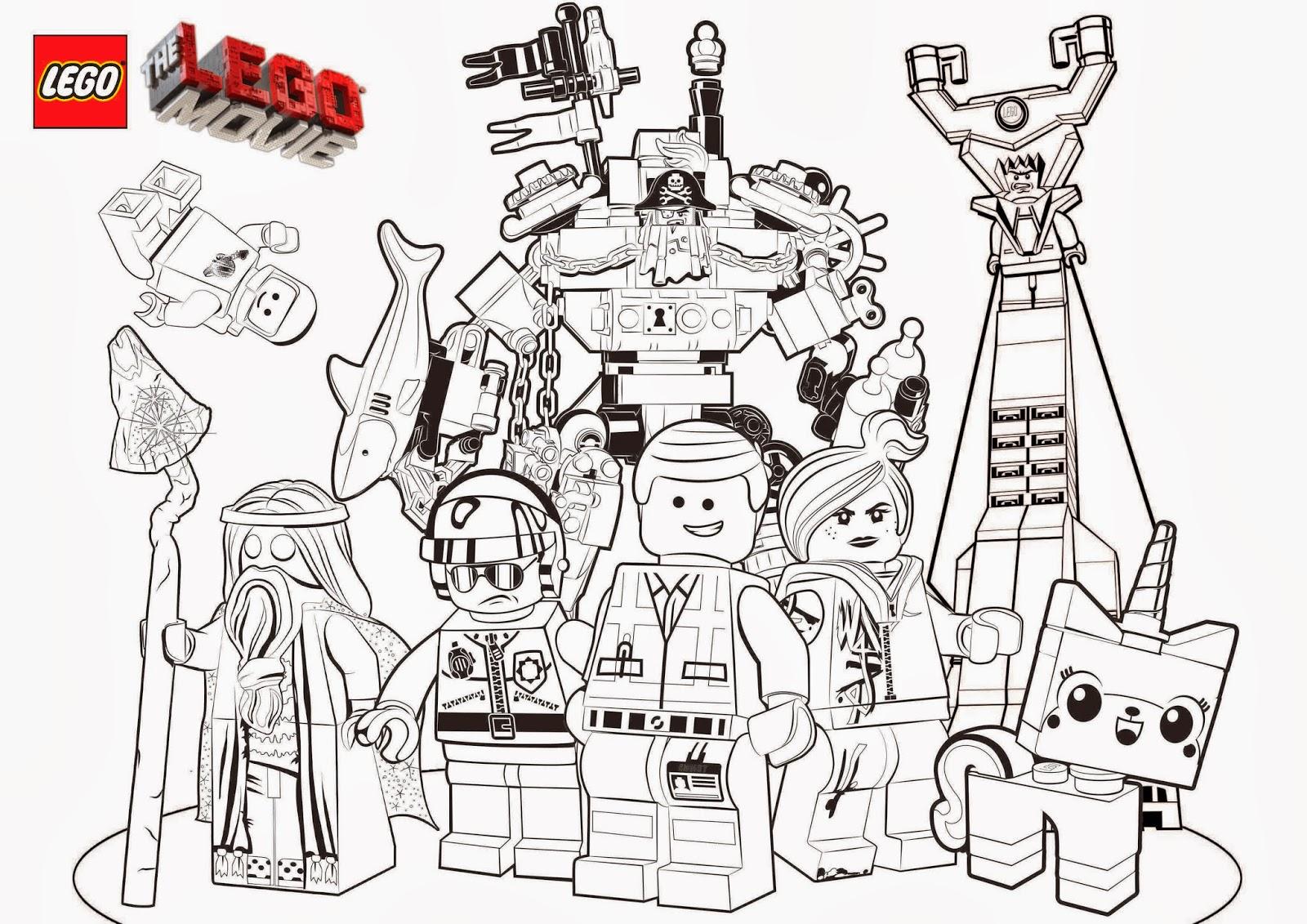 Раскраски lego star wars