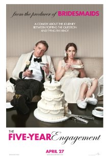 The Five-Year Engagement (20120) BRRip XviD AC3