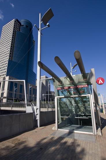 Riverfront Transit Center