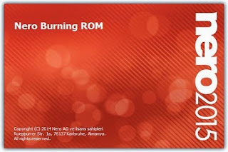 Download Nero Burning ROM Mei 2015 Full Crack