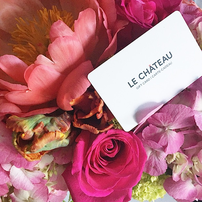 Le Chateau The Wedding Boutique gift card giveaway