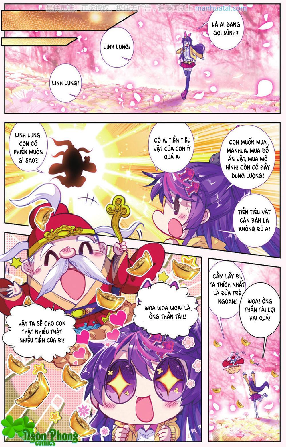 Bạch Dạ Lung Linh – Chap 24