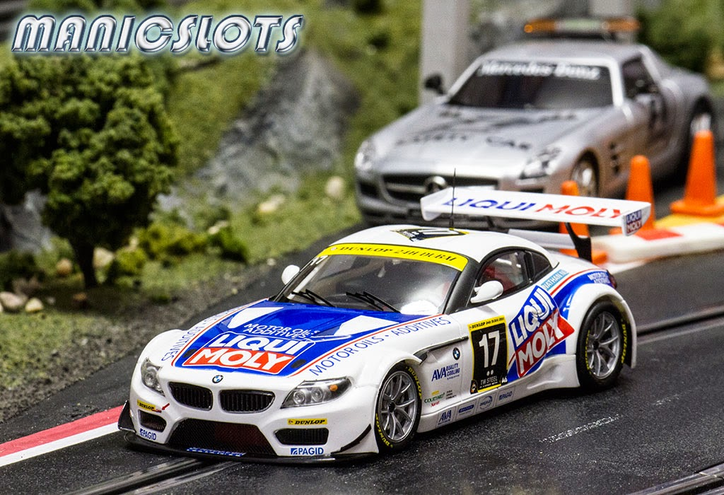 Manicslots Slot Cars And Scenery Gallery Scaleauto Bmw