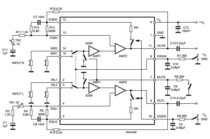 amplifiercircuits com  preamplifier