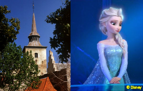 "A new ""Frozen"" Attraction at Epcot's Norway"