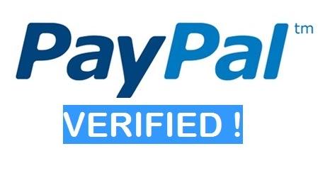 Deposit dengan paypal
