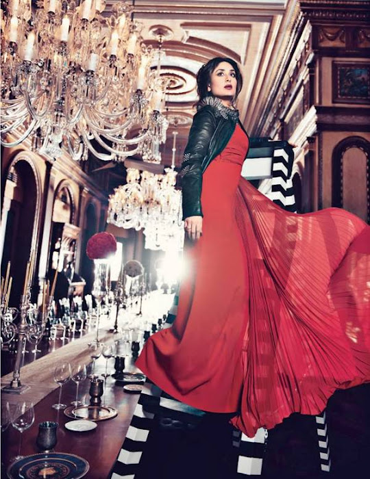 kareena kapoor | shoot for vogue india glamour  images