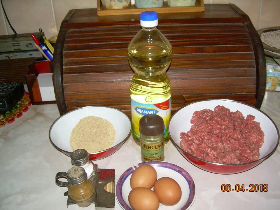 Cufte recept