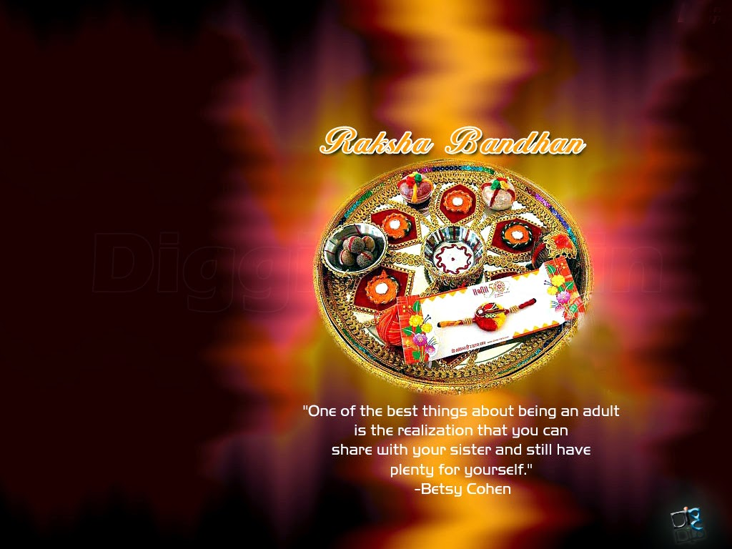 Happy Raksha Bandhan Hindi Shayari for Sisters to Share on Facebook