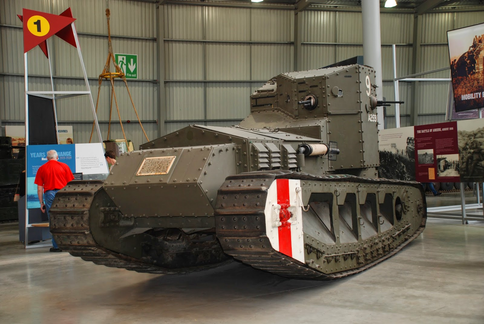 The Tank Museum, Bovington, Dorset