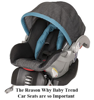 The Reason Why Baby Trend Car Seats are so Important