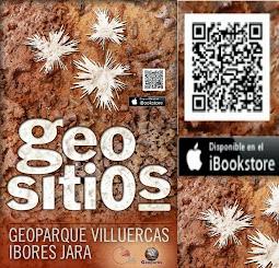 App para Iphone-Ipad del Geositio-Parque Geológico-Villuercas-Ibores