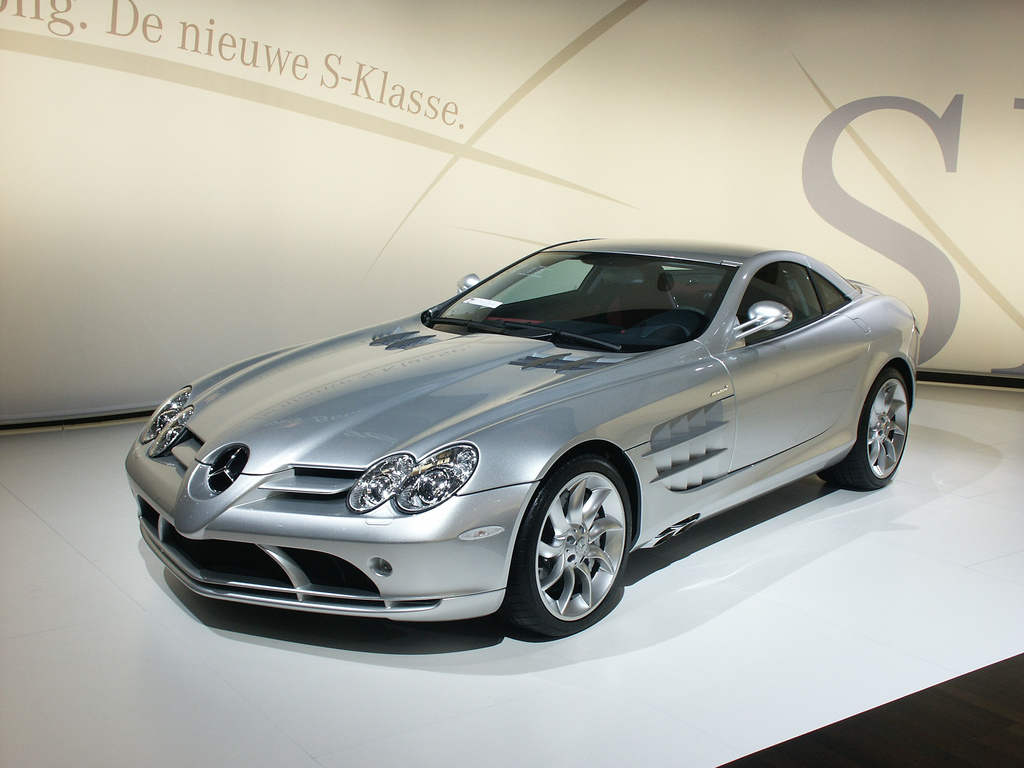 Mclaren slr 722 new car price specification review images for Mercedes benz slr price