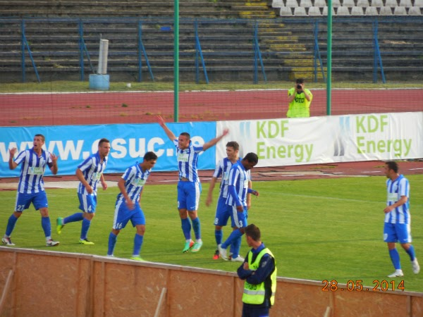 2 - 0 pentru Craiova