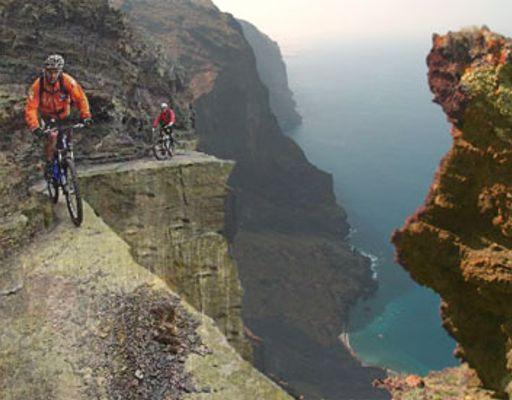 deportes extremos: ciclismo de montaña