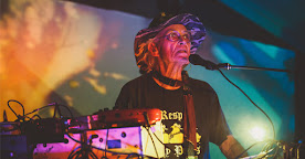 THE SILVER APPLES. GRATIS ! FUNDACION TELEFONICA. 13 DE NOVIEMBRE 2015