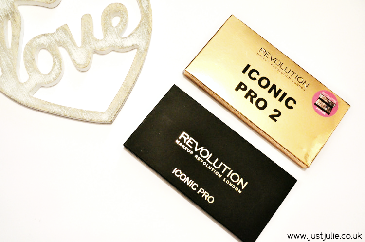 Makeup Revolution Iconic Pro 2 Palette Review