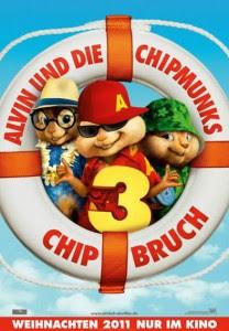 Download Alvin e os Esquilos 3 Náufragos,filme,animação,aventura,comédia