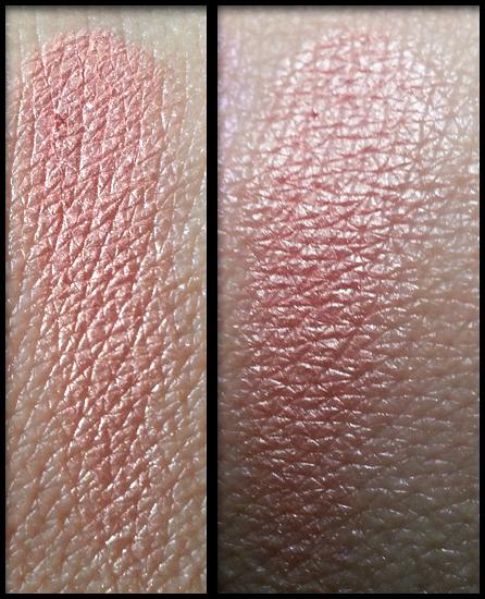 Neve Cosmetics - Blush Minerale - Creamy swatch