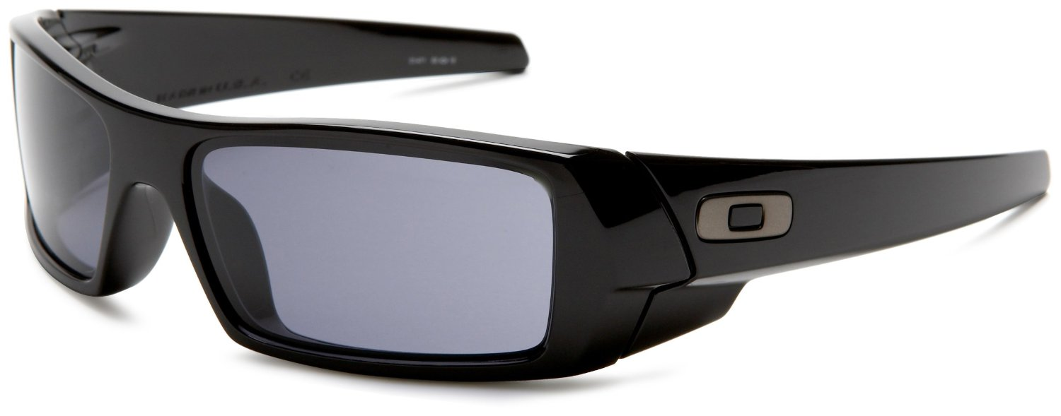 Sunglasses: Oakley Mens GasCan Sunglasses
