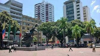 Plaza de Bolívar de Pereira- Risaralda
