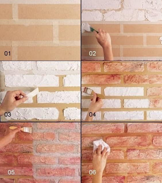 decoracao tijolo branco : decoracao tijolo branco:CASA COM DETALHE BLOG: TIJOLOS APARENTES
